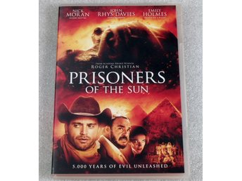 "DVD film ""Prisoners of the sun"" Fri frakt!"