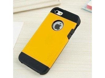 iPhone 5S / 5 Case Tough Armor - Reventon Yellow