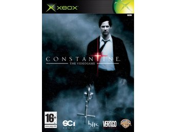 CONSTANTINE THE VIDEOGAME XBOX