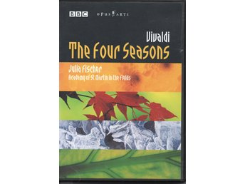 The Four Seasons, Vivaldi. Solist Julia Fischer, violin