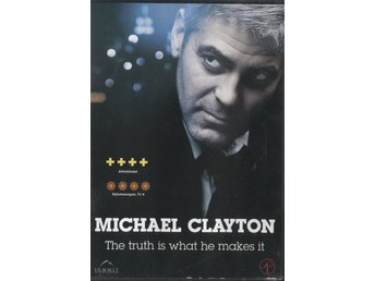 Michael Clayton 2007 DVD