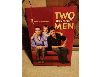 Two and a half men Säsong 1 DVD Box