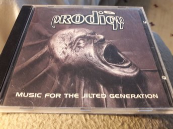 "CD Prodigy ""Music For The Jilted Generation"""