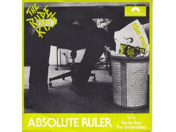 Vinyl Singel The Rude Kids ?? Absolute Ruler /Bettie Bop & The Undertakers