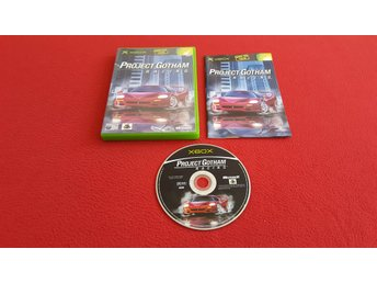 PROJECT GOTHAM RACING till Xbox