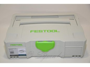 Festool Systainer SYS 1 T-LOC