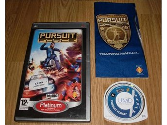 PSP: Pursuit Force