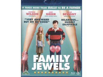 Family Jewels - 2010 - OOP - Blu-ray - Patrick Wilson, Judy Greer - Bålsta - Family Jewels - 2010 - OOP - Blu-ray - Patrick Wilson, Judy Greer - Bålsta