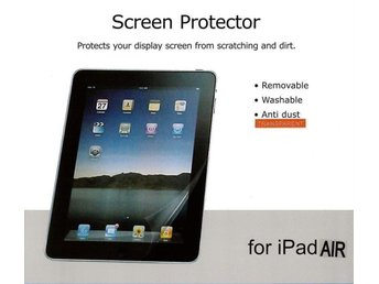 Screen Protector For iPad Air 3-pack Transparant