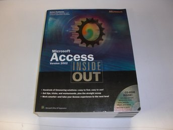 Microsoft Access Version 2002