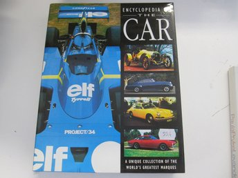 Encyclopedia of the Car