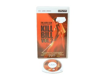 Kill Bill volume 2 (Svenska versionen UMD Film)