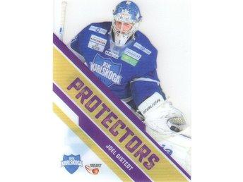 2015-2016 HockeyAllsvenskan Protectors #PR05, Joel Gistedt, BIK Karlskoga - Linghem - 2015-2016 HockeyAllsvenskan Protectors #PR05, Joel Gistedt, BIK Karlskoga - Linghem