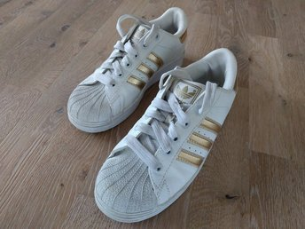 Adidas originals superstar, skor i storlek 38