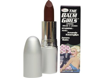 The Balm Girls Lipstick Amanda Kissmylips 4g