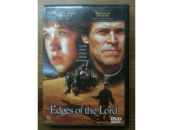 Edges of the Lord - Willem Dafoe - DVD Mkt Bra Skick!