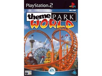 Theme Park World - Playstation 2 PS2