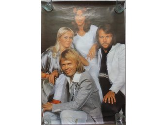 Big rolled Abba Poster -12-