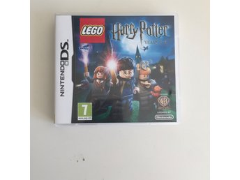 Nitendo DS LEGO Harry Potter
