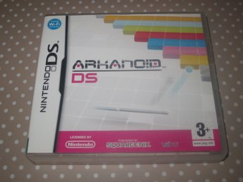 Arkanoid DS till Nintendo DS