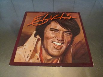 ELVIS PRESLEY - WELCOME TO MY WORLD 1977, COUNTRY, POP, ROCKABILLY