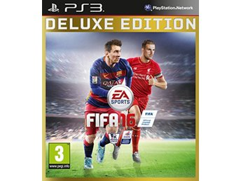 FIFA 16 Deluxe Edition