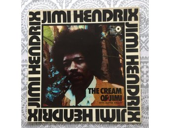 JIMI HENDRIX ( with C.KNIGHT ) - THE CREAM OF JIMI