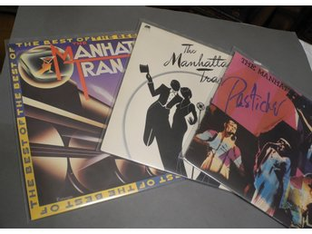3 St LP The Manhattan Transfer