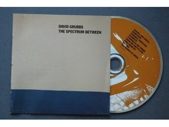 David Grubbs - The Spectrum Between - CD 2000 - Gastr del Sol, Mats Gustafsson
