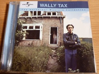 PROGG Rock från Holland - WALLY TAX (OUTSIDERS) - CD