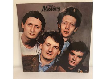 The Motors - Approved by the Motors  Lp