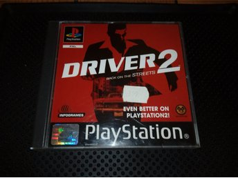 Driver 2 - playstation