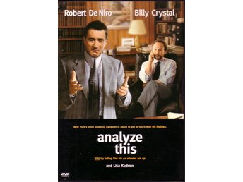 Analyze this / DVD (Robert De Niro/Billy Crystal)