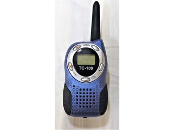 Walkie Talkie TC-109, Primera 446MHz