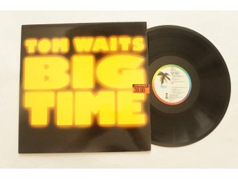 ** Tom Waits ‎– Big Time **