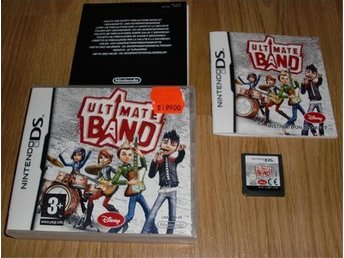 DS: Ultimate Band (ny)