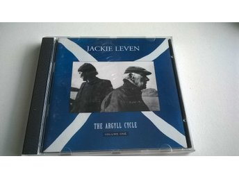 Jackie Leven - The Argyll Cycle, Vol. 1, CD