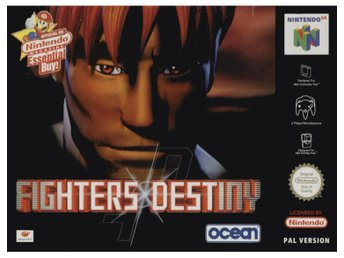 Fighters Destiny - Nintendo 64