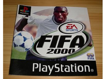 Manual PS: FIFA Football 2000