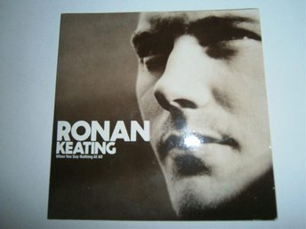 "Ronan Keating ""When you say nothing at all"""