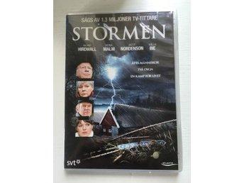 Stormen (Ny! Inplastad!) DVD - Enskede - Stormen (Ny! Inplastad!) DVD - Enskede