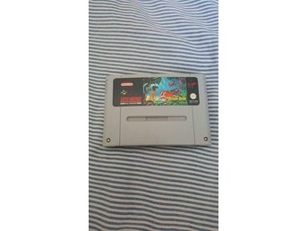 The Jungle Book SCN SNES