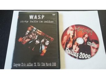 WASP live Dallas 2000