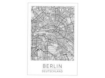 Poster Berlin, poster, berlin, affisch,50x70 - Upplands Väsby - Poster Berlin, poster, berlin, affisch,50x70 - Upplands Väsby