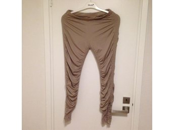 Leggings Cream strl.M.