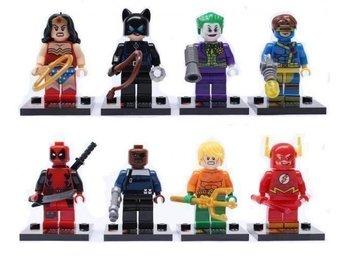 Marvel Avengers Superheros Minifigurer 8 st snabb frakt - Hudiksvall - Marvel Avengers Superheros Minifigurer 8 st snabb frakt - Hudiksvall