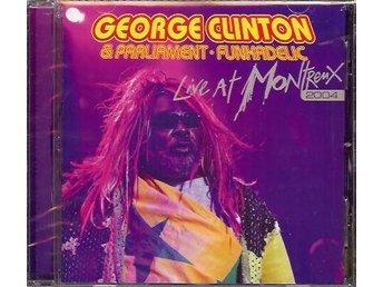 George Clinton & Parliament / Funkadelic-Live At Montreux 2004 (2005) CD, Eagle - Ekerö - George Clinton & Parliament / Funkadelic-Live At Montreux 2004 (2005) CD, Eagle - Ekerö