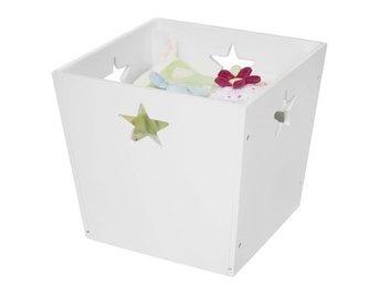 Kids concept låda star förvaring barnrum - Rengsjö - Kids concept låda star förvaring barnrum - Rengsjö