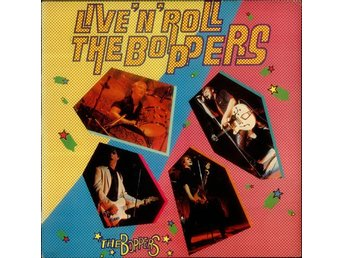 LP Boppers Live n roll - Orsa - LP Boppers Live n roll - Orsa