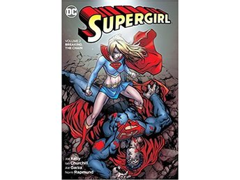 Supergirl Vol. 2: Breaking the Chain TP NY!